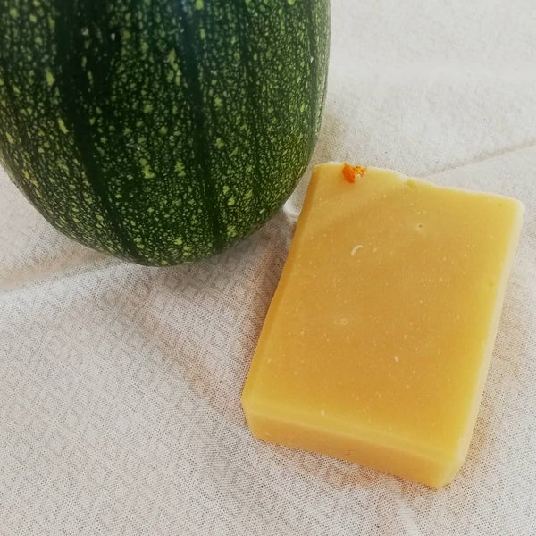 Image of Orange + Clove Soap