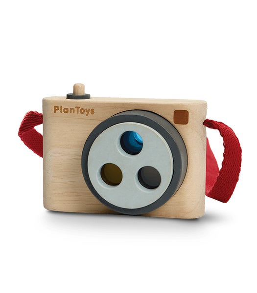 Image of Plan Toys Colored Snap Camera