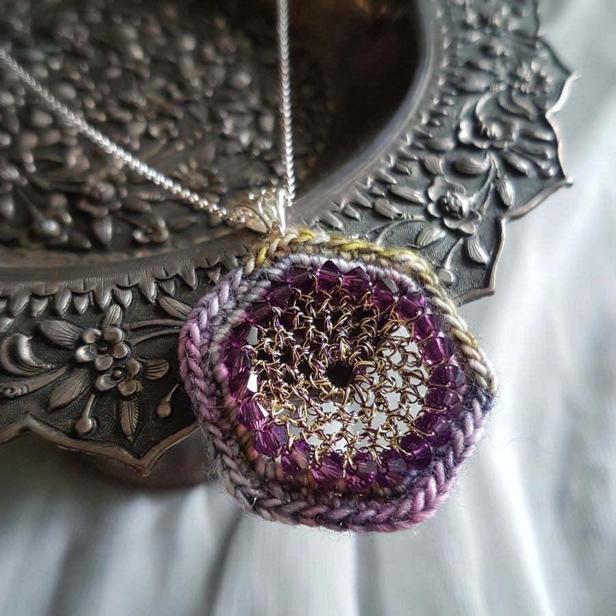 Image of ALCAZAR PENDANT - Lilac Tree