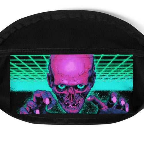 Image of Space Zombie Fanny Pack