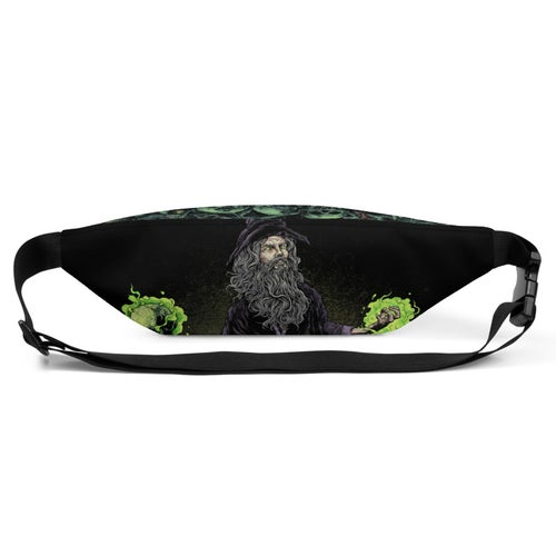 Image of NecroWizard Fanny Pack