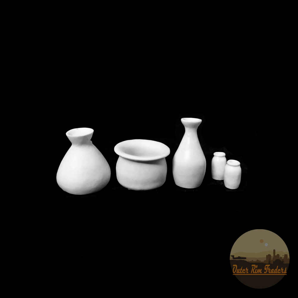 Image of Pottery Set Large