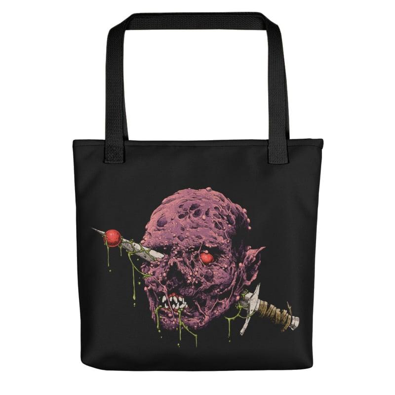 Image of Knife Head Tote Bag
