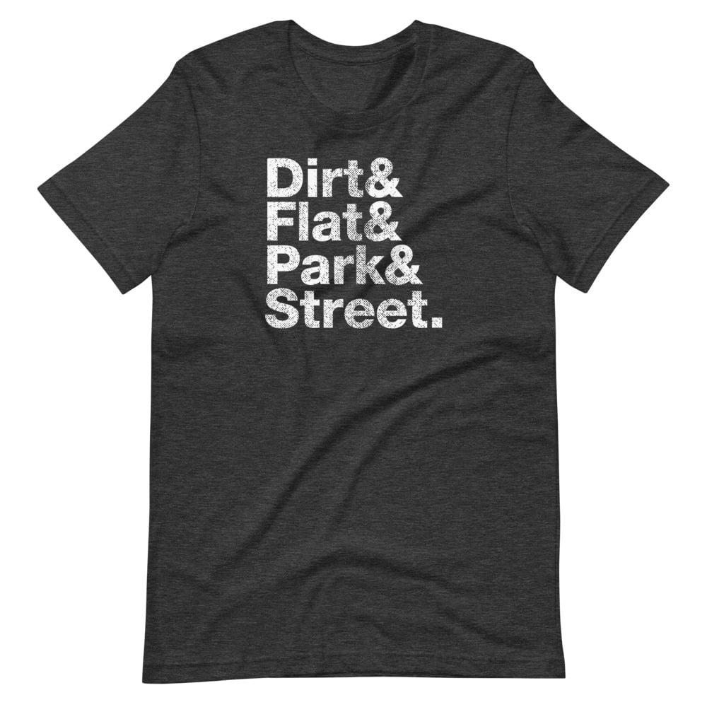 All-Terrain BMX T-Shirt