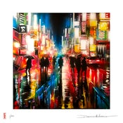 Image of 'Tokyo Nights' - Limited edition print