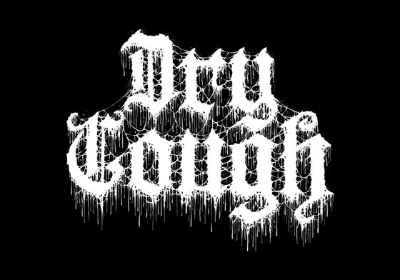 Image of Dry Cough New Logo Patch