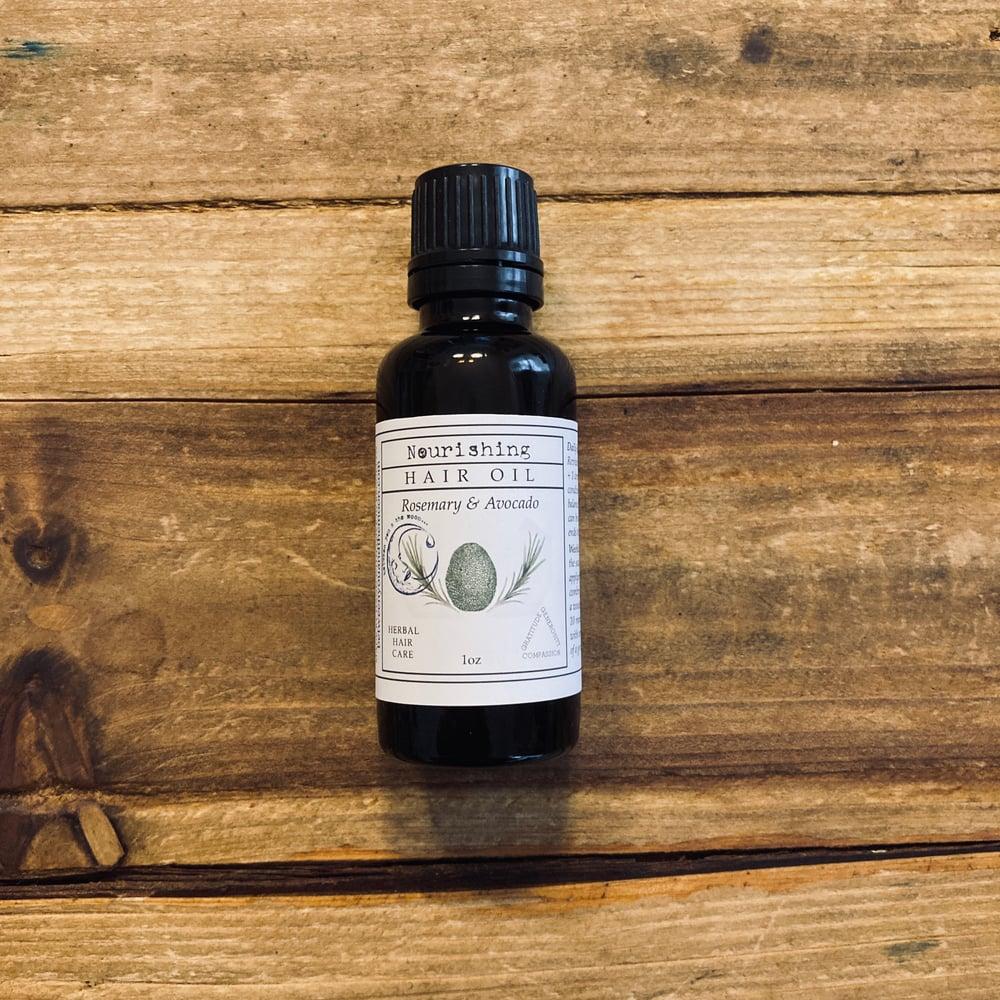 Image of Nourishing Hair Oil