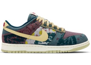 "Image of NIKE DUNK LOW ""LEMON WASH"""