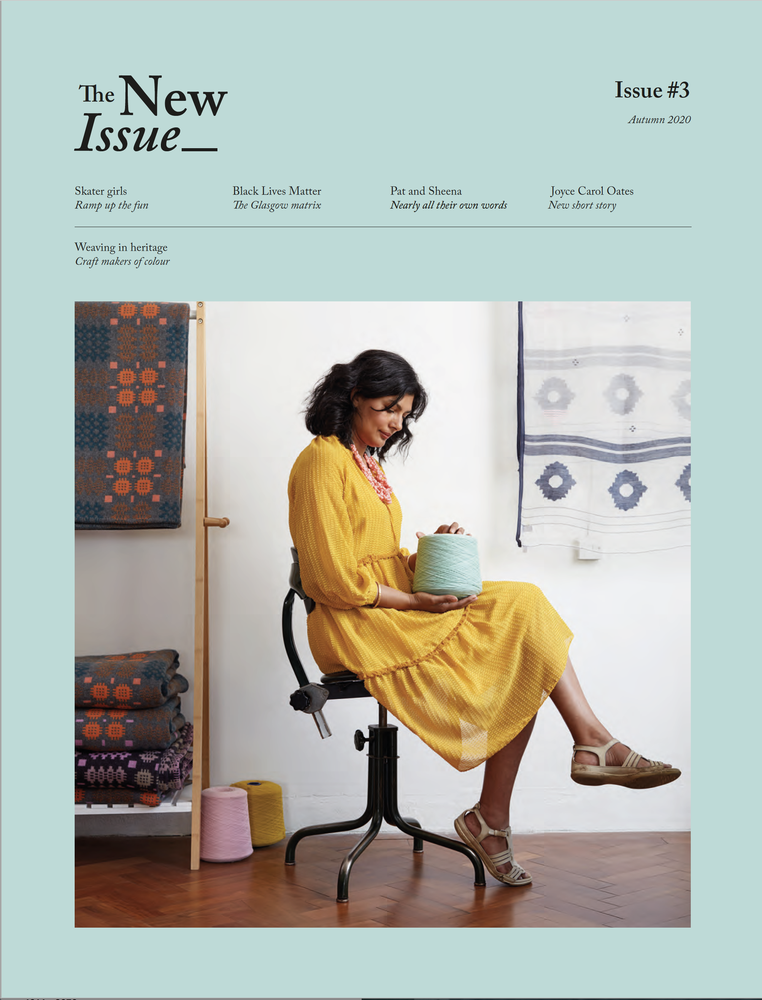 Image of The New Issue: Issue 3