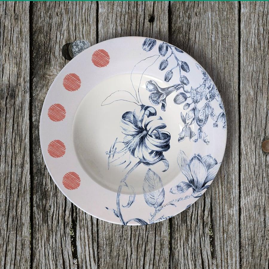 "Image of Marie Antoniette 2020 Chop Plate ""A"""