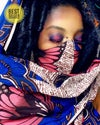 Freya Headwrap & Face Mask Set