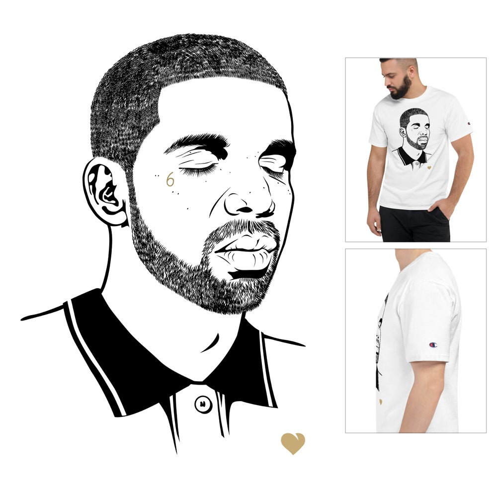 Image of Drake Champion Shirt