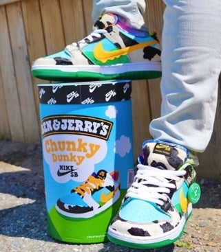 Image of Ben and Jerry Chunky Dunky Friends and Family Packaging