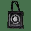 """Dropdead """"Brain"""" Tote Bag - Black"""
