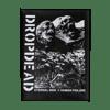 """Dropdead """"Eternal War"""" Silkscreened Back Patch"""