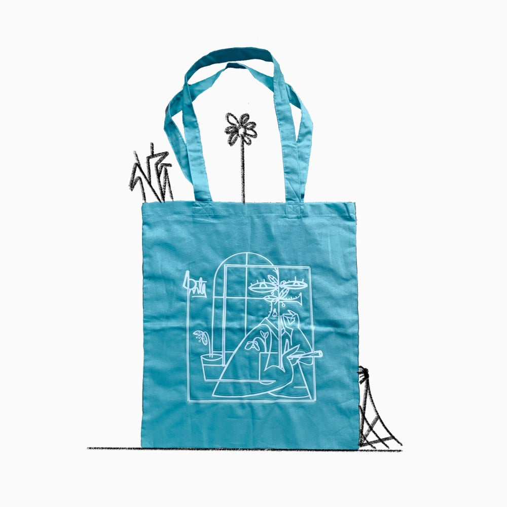 High Fly Tote (Mint)