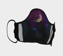 Image 2 of Space Jellyfish Face Mask