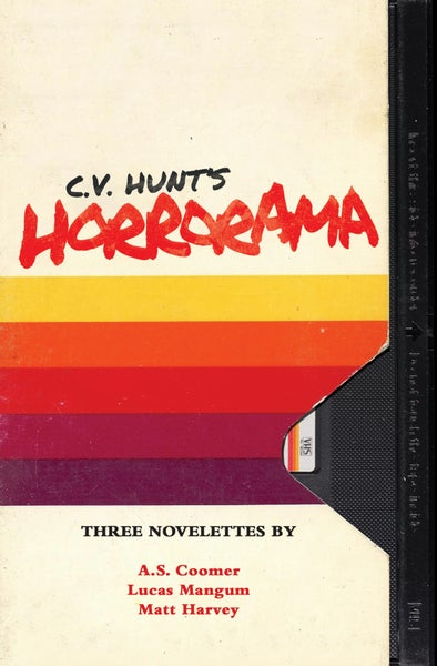 Image of Horrorama Book