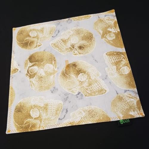 Image of Golden Skull