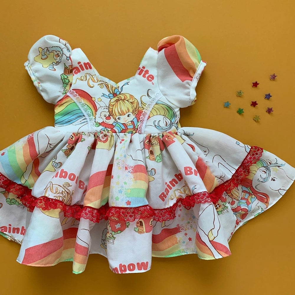Image of Rainbow Brite - made to order