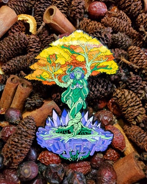 Image of 🧚♀️🌳 Lady of the Forest Autumn OE 🌳🧚♀️