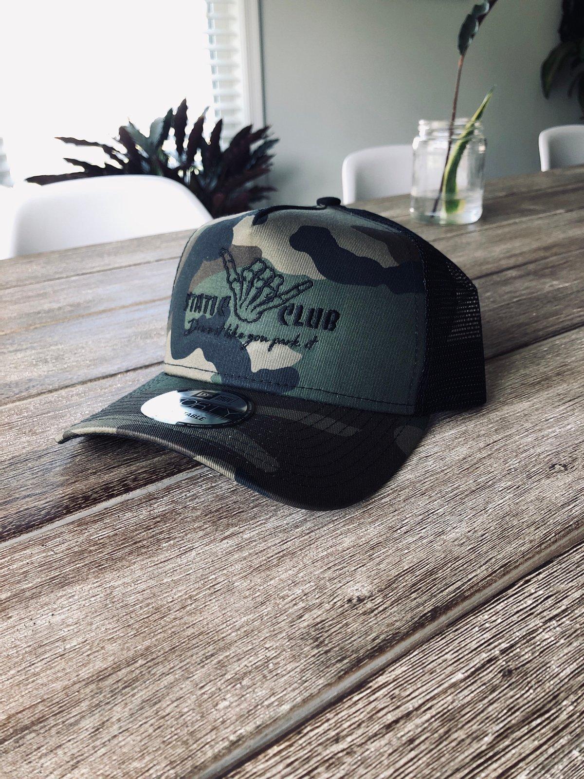 Guerrilla Trucker Hats