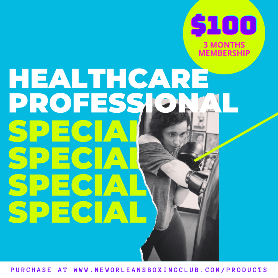 Image of Healthcare Professional Special