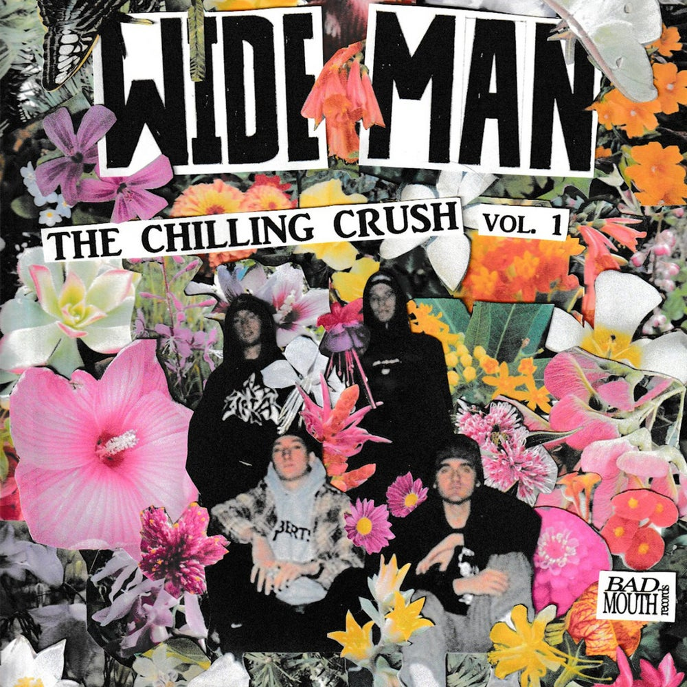 Wide Man - The Chilling Crush 7""