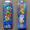 Santa Cruz Simpsons deck with Tech Deck