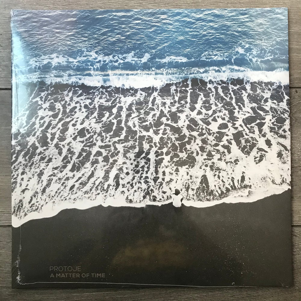 Image of Protoje - A Matter Of Time Vinyl LP
