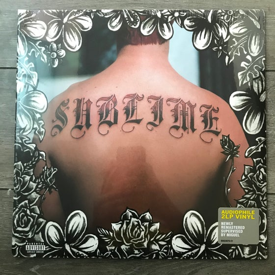 Image of Sublime - Self-Titled Vinyl 2xLP