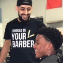 """Image 5 of """"I Should Be Your Barber"""" Official T-shirt!"""