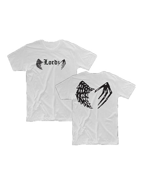 Image of Lordz Fallen One Tee-White