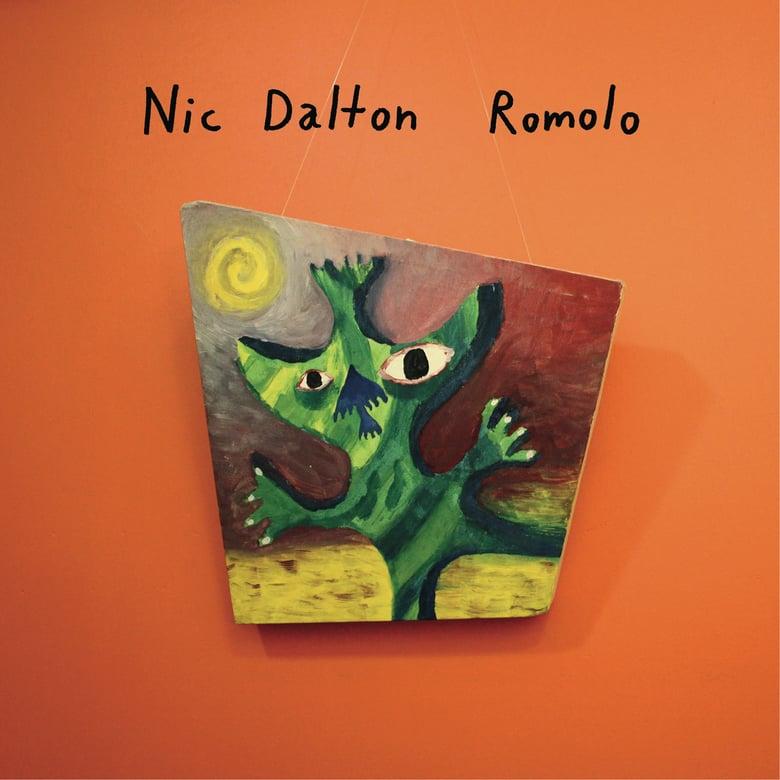 Image of NIC DALTON :: Romolo LP