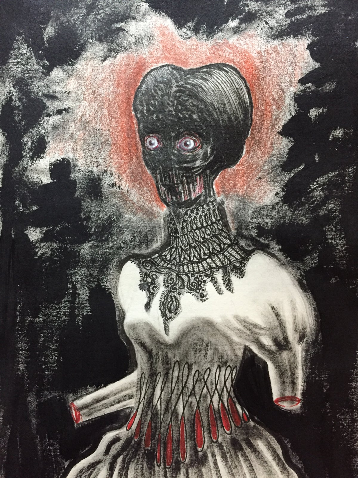 Image of Portrait of a Ghost