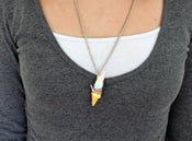 Image of dessert necklace (ice cream)