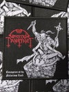 Sinister Tradition- Conception of the Nefarious Lord WOVEN PATCH