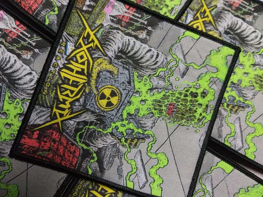 Exothermix Reaction WOVEN PATCH