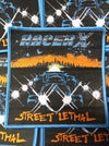 Racer X Street Lethal Woven Patch