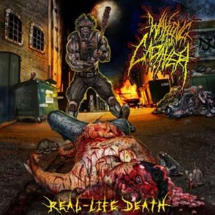 Image of WAKING THE CADAVER - Real​-​Life Death CD