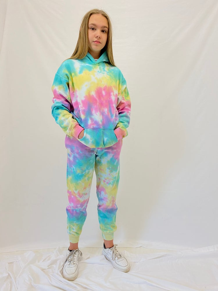 Image of Junior Tropic Slush Tracksuit