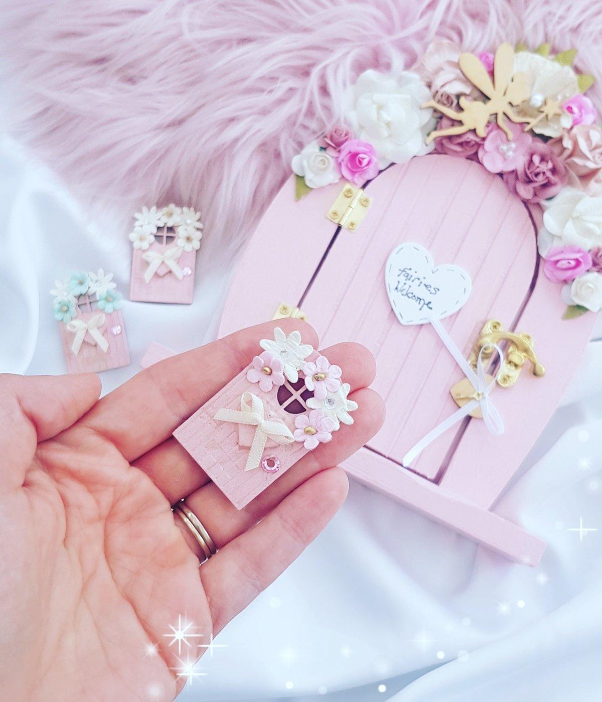 Image of Fairy Door Magnet
