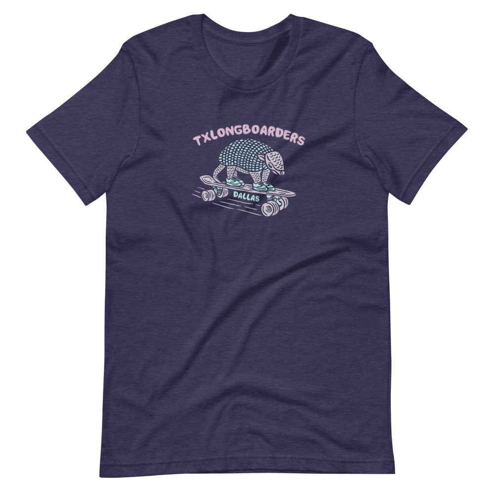 Image of TXLongboarders Armadillo T-Shirt