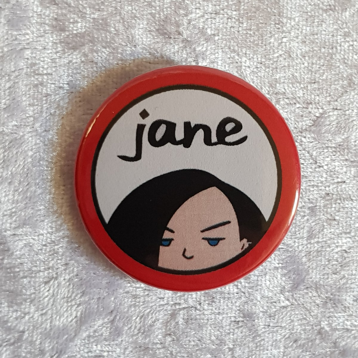 ❤️ Badge logo Jane ❤️