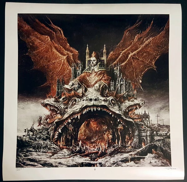 Image of GHOST PREQUELLE LIMITED ARTPRINT