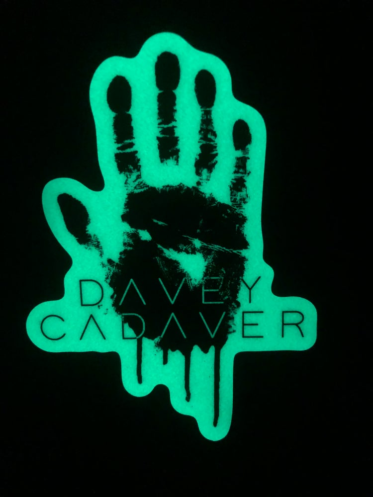 Image of Glow-in-the-Dark Stickers!
