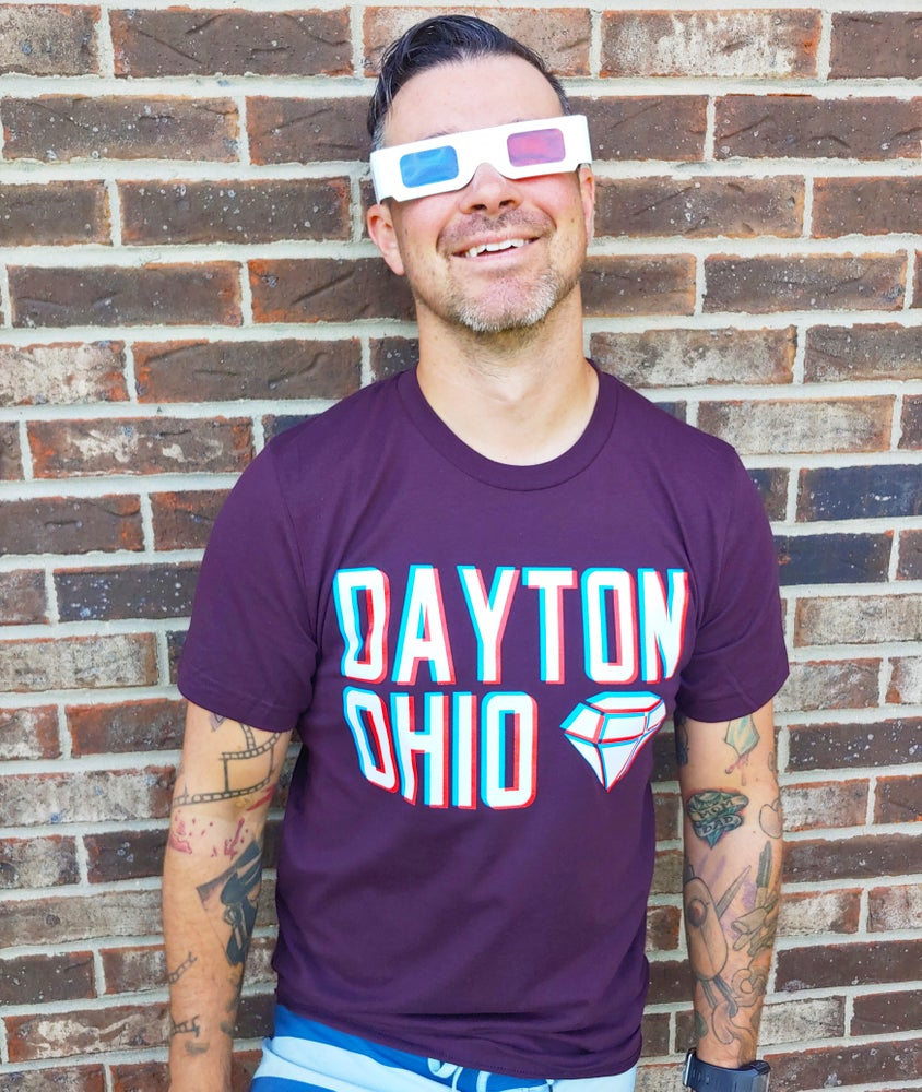 Image of Dayton 3D tee