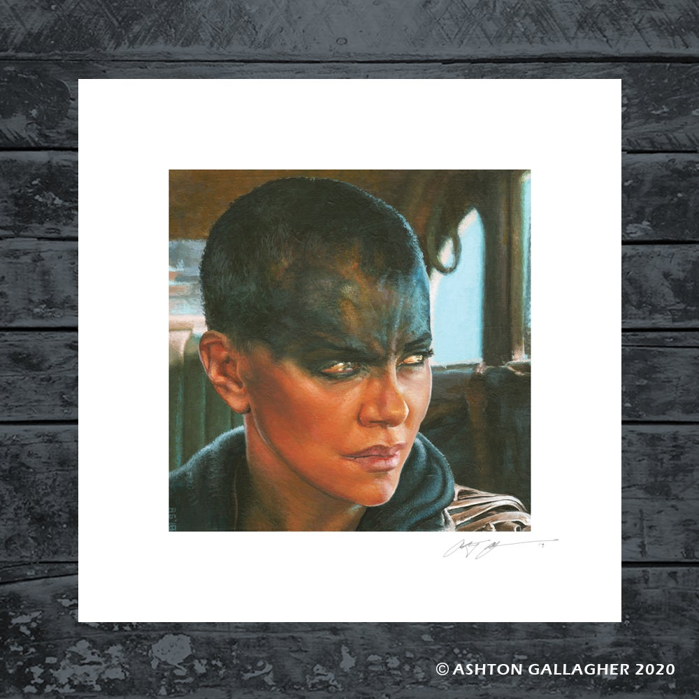 Image of FURIOSA MINI PRINT