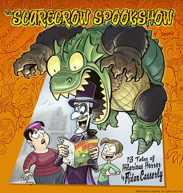 Image of The SCARECROW SPOOKSHOW