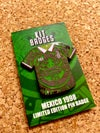 Mexico 1998 Exclusive Kit Pin Badge